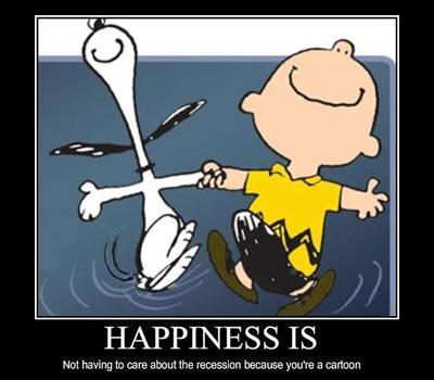 Workplace Happiness Cartoon