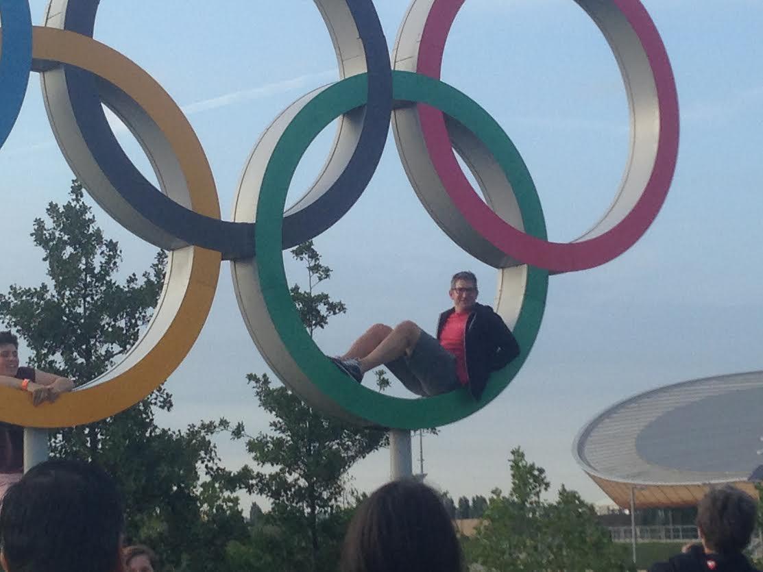 Olympics teambuilding activities