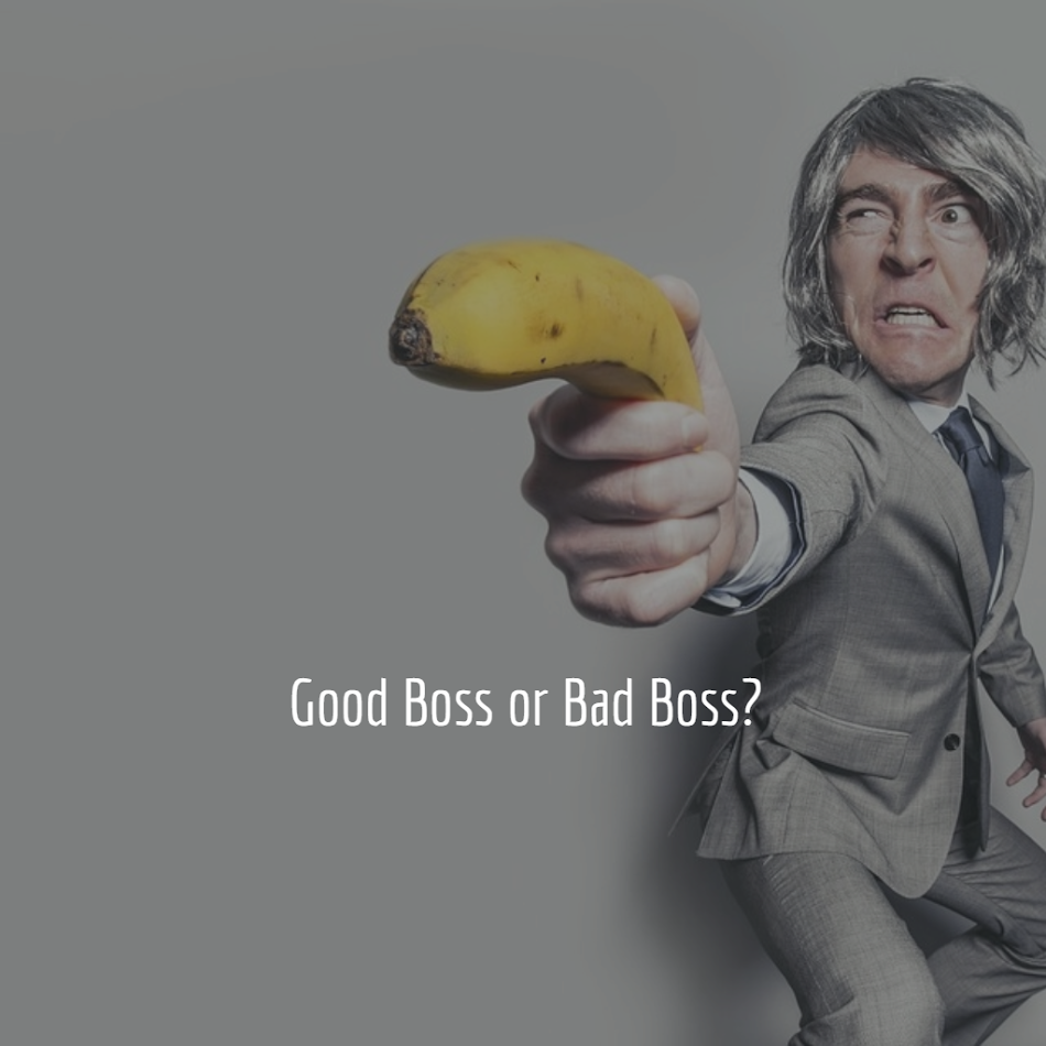 essay on good boss vs bad boss