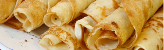 Run a quick team building exercise - make some pancakes for the team