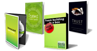 Image of our team building resources