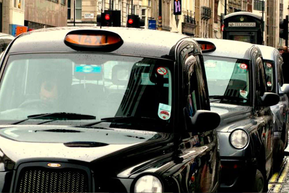 Thumbnail to Black Cab Challenge