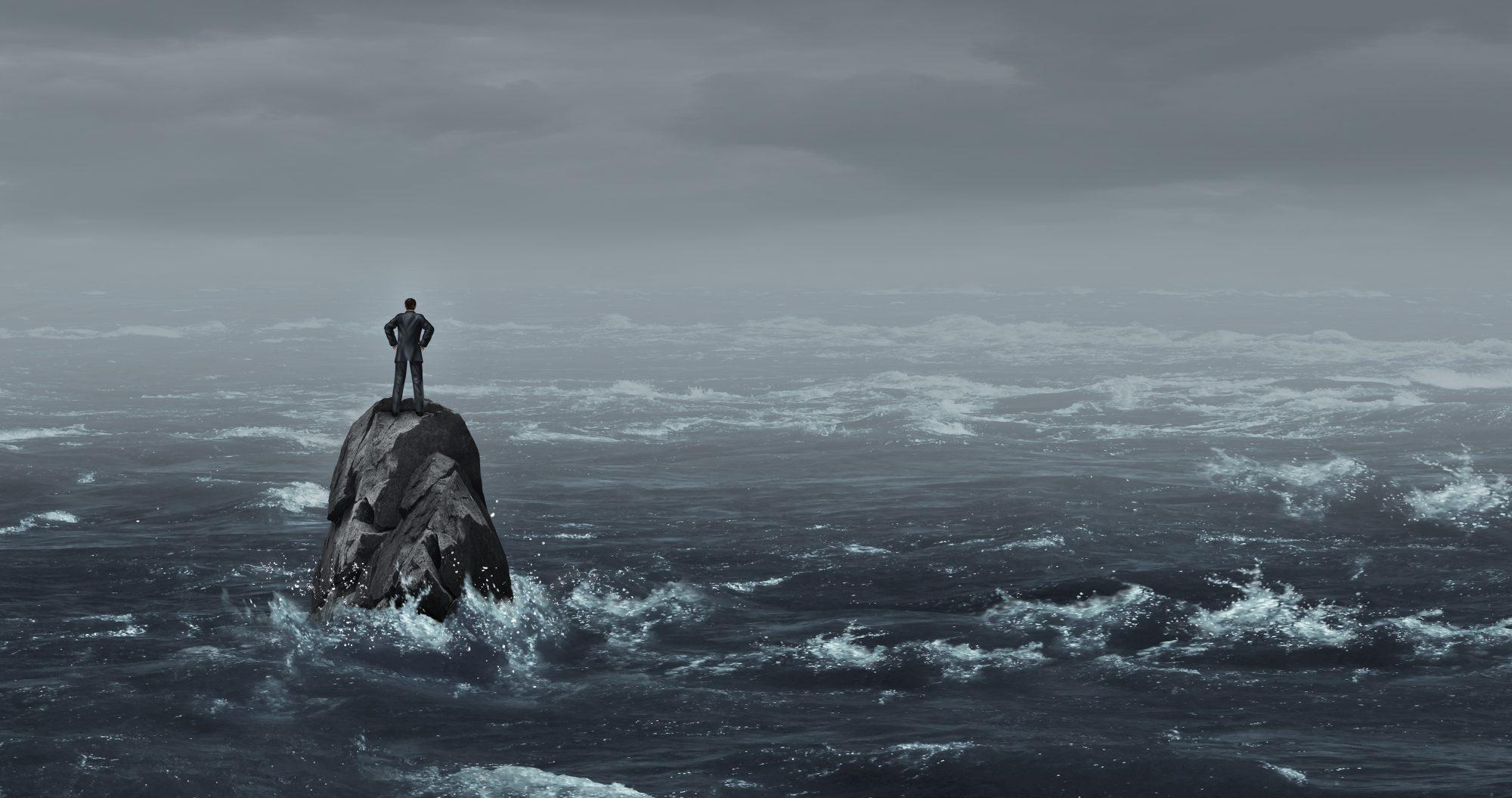stranded-leader